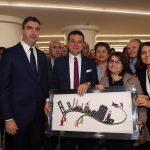 İBB Başkanı Ekrem İmamoğlu, Ortak Masa Toplantısı İçin Kartal'da (3)