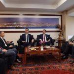 İBB Başkanı Ekrem İmamoğlu, Ortak Masa Toplantısı İçin Kartal'da (5)