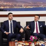 İBB Başkanı Ekrem İmamoğlu, Ortak Masa Toplantısı İçin Kartal'da (6)