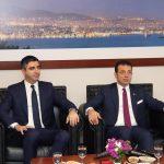 İBB Başkanı Ekrem İmamoğlu, Ortak Masa Toplantısı İçin Kartal'da (7)