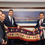 İBB Başkanı Ekrem İmamoğlu, Ortak Masa Toplantısı İçin Kartal'da (9)