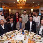Başkan Gökhan Yüksel, Erzincan Refahiye Dernekler Federasyonu_nun Gecesine Katıldı (6)