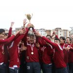 Genç Kartalsporlular Şampiyonluk Kupasını, Kartal Belediyesi Yöneticilerinden Aldı (1)