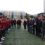 Genç Kartalsporlular Şampiyonluk Kupasını, Kartal Belediyesi Yöneticilerinden Aldı (2)