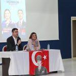 Başkan Gökhan Yüksel Başarmak Mümkün Konferansında Konuştu (3)