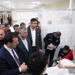 Başkan Gökhan Yüksel ve İBB Başkanı Ekrem İmamoğlu_ndan Uçak Kazasında Yaralanan Vatandaşlara Ziyaret (4)