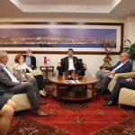 CHP Kartal İlçe Başkanlığı'ndan Başkan Gökhan Yüksel'e Ziyaret (1)