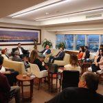 CHP Kartal İlçe Başkanlığı'ndan Başkan Gökhan Yüksel'e Ziyaret (2)