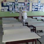 Kartal Belediyesi'nden YKS Öncesi Okullarda İlaçlama (3)
