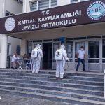 Kartal Belediyesi'nden YKS Öncesi Okullarda İlaçlama (4)