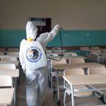 Kartal Belediyesi'nden YKS Öncesi Okullarda İlaçlama (6)