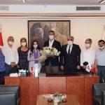 İYİ Parti'den Başkan Gökhan Yüksel'e Ziyaret (3)