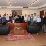 İYİ Parti'den Başkan Gökhan Yüksel'e Ziyaret (4)