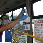 Kartal Belediyesi_nden Minibüslere Dezenfekte Hizmeti (1)