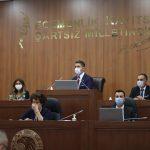 Kartal Belediyesi'nde Pandemi Sonrası İlk Meclis Toplantısı Yapıldı (1)