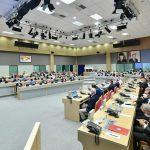 Başkan Gökhan Yüksel, İl Filyasyon Çalışmaları Takip Kurulu Toplantısına Katıldı (1)