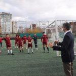 Başkan Gökhan Yüksel'den Kartalspor tesislerini ziyaret (4)