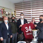 Başkan Gökhan Yüksel'den Kartalspor tesislerini ziyaret (6)