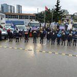 Kartal Belediyesi Beklenen Kar Yağışı Öncesi Teyakkuza Geçti (3)
