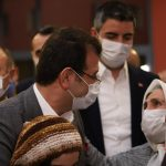 İBB Başkanı İmamoğlu ve Başkan Yüksel, Hızır Orucu_nu Kartal Cemevi_nde Açtı (3)