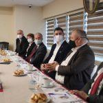 Ardino Belediye Başkanı İzzet Şaban'dan Başkan Gökhan Yüksel'e Ziyaret (2)