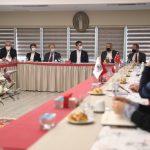 Ardino Belediye Başkanı İzzet Şaban'dan Başkan Gökhan Yüksel'e Ziyaret (3)