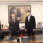 Ardino Belediye Başkanı İzzet Şaban'dan Başkan Gökhan Yüksel'e Ziyaret (4)