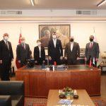 Ardino Belediye Başkanı İzzet Şaban'dan Başkan Gökhan Yüksel'e Ziyaret (6)