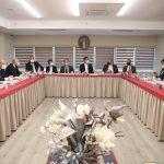 Ardino Belediye Başkanı İzzet Şaban'dan Başkan Gökhan Yüksel'e Ziyaret (7)