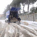 Kartal Belediyesi_nin Karla Mücadelede Ekipleri 724 İş Başında (10)