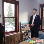 Nebil Özgentürk'ten Rıfat Ilgaz Eğlenceli Çocuk Kütüphanesi'ne Ziyaret (3)