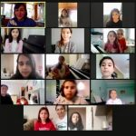 Sanat Akademisi Öğrencileri Eğitimlerine Online Olarak Devam Ediyor (5)