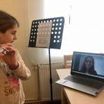 Sanat Akademisi Öğrencileri Eğitimlerine Online Olarak Devam Ediyor (6)