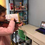 Sanat Akademisi Öğrencileri Eğitimlerine Online Olarak Devam Ediyor (8)