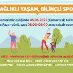Sağlıklı Yaşam Bilinçli Spor BANNER