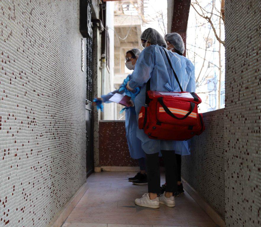Kartal Belediyesi Evde Ücretsiz Sağlık Hizmeti ile Komşularının Yanında (4)