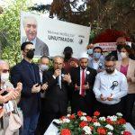 Eski Bakan Mehmet Moğultay Kabri Başında Anıldı (4)