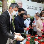 Eski Bakan Mehmet Moğultay Kabri Başında Anıldı (6)