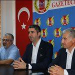 Kartal Belediye Başkanı Gökhan Yüksel'den Erzincan Basınına Ziyaret 1