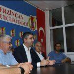 Kartal Belediye Başkanı Gökhan Yüksel'den Erzincan Basınına Ziyaret 3