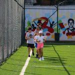 Kartal'daki Çocuklara Uzman Eğitmenlerden Ücretsiz Yaz Spor Eğitimi (1)