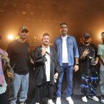 Ünlü Rapçiler, Kartal'da Şarkılarını Barış İçin Söyledi (2)