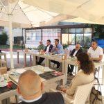 142. Muhtarlar Toplantısı Atalar Spor Kompleksi'nde Yapıldı (5)