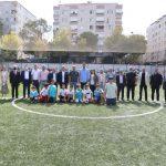 142. Muhtarlar Toplantısı Atalar Spor Kompleksi'nde Yapıldı (6)