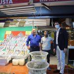 Başkan Gökhan Yüksel Balıkçıların Yeni Sezon Heyecanına Ortak Oldu (2)