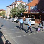 Kartal Belediyesi'nden öğrencilerin güvenliği için okul önlerinde trafik uygulaması (3)