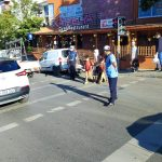 Kartal Belediyesi'nden öğrencilerin güvenliği için okul önlerinde trafik uygulaması (6)