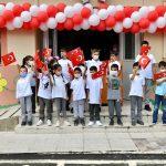 TUZLA'DA YENİ EĞİTİM ÖĞRETİM YILI TÖRENLE BAŞLADI (3)
