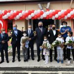 TUZLA'DA YENİ EĞİTİM ÖĞRETİM YILI TÖRENLE BAŞLADI (5)